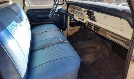 1971 Ford F250 390ci V8 (13)
