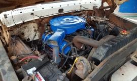 1971 Ford F250 390ci V8 (17)