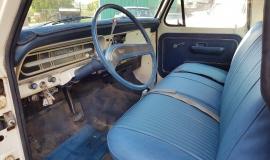 1971 Ford F250 390ci V8 (18)