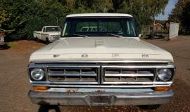 1971 Ford F250 390ci V8 (9)