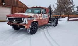 1971-Ford-F350-dually-460ci-V8-001