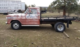 1971-Ford-F350-dually-460ci-V8-1