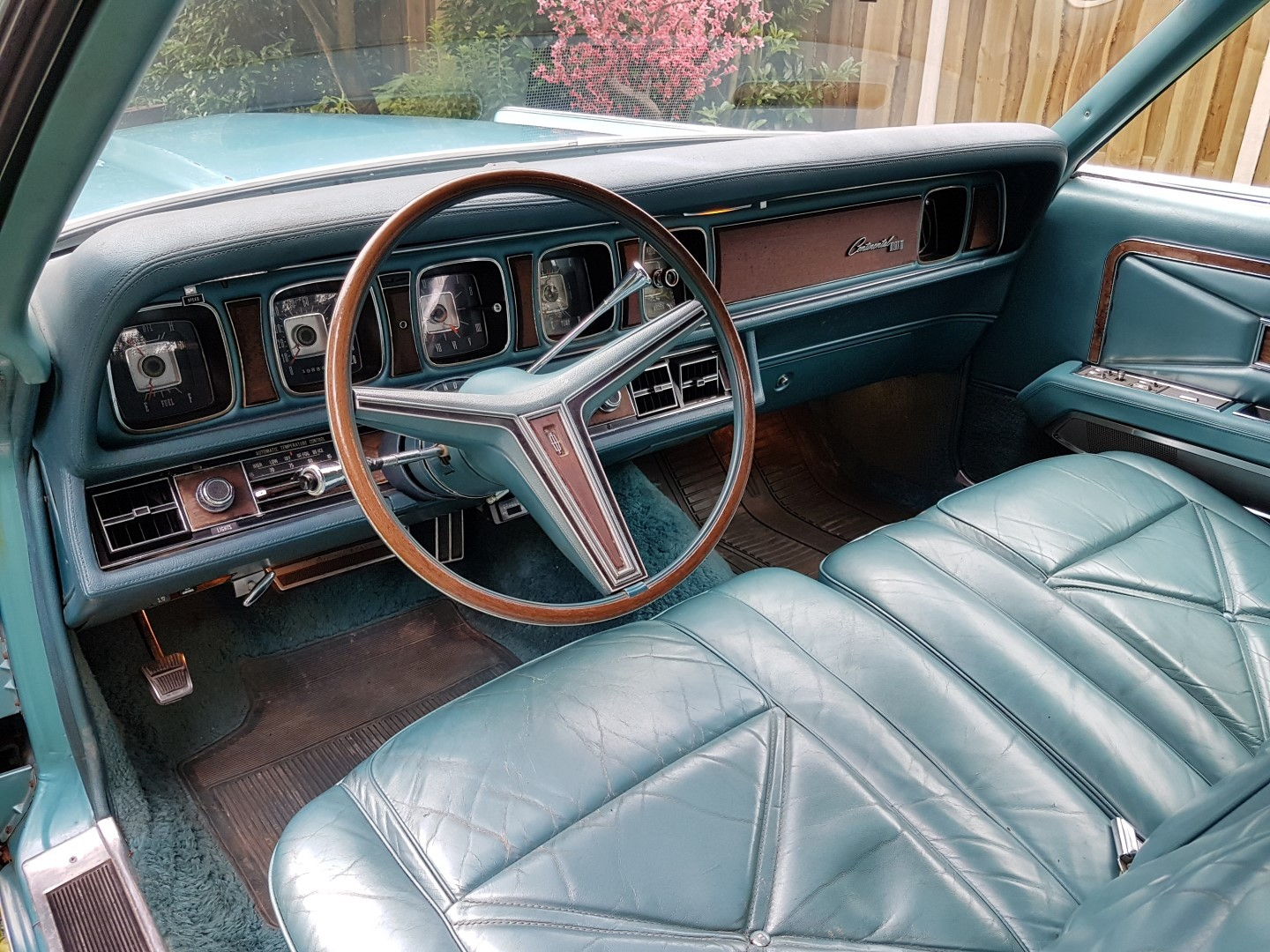 1971 Lincoln Mark III - 460ci (11)