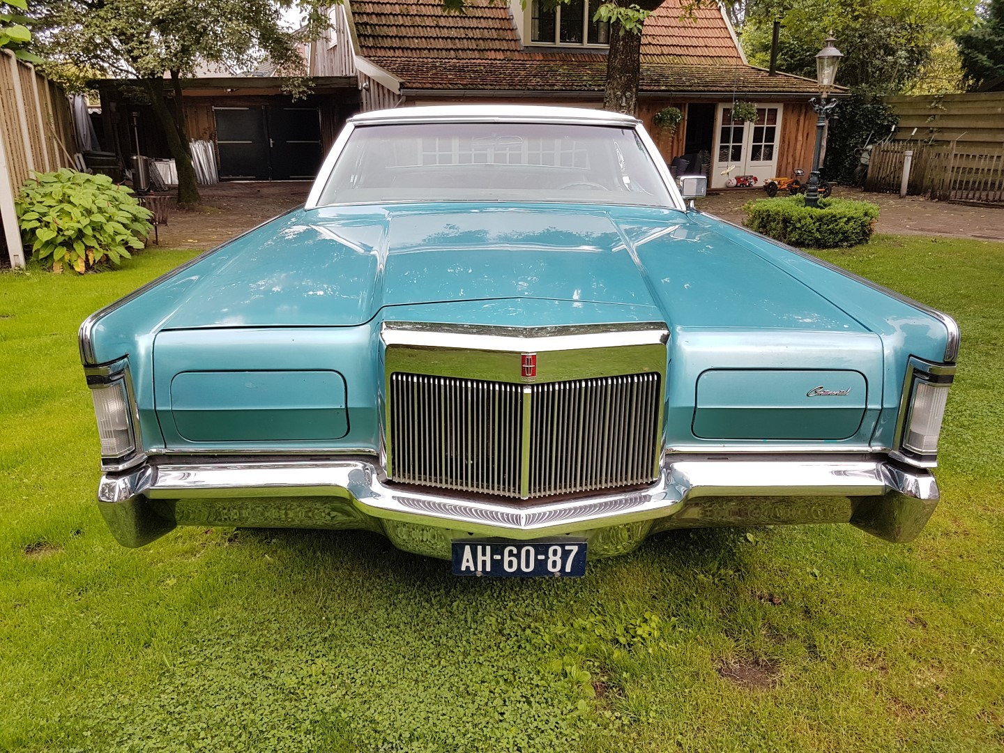 1971 Lincoln Mark III - 460ci (3)