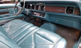 1971 Lincoln Mark III - 460ci (16)