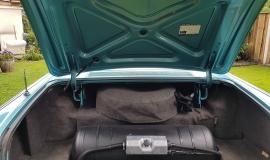 1971 Lincoln Mark III - 460ci (21)