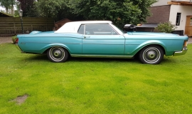 1971 Lincoln Mark III - 460ci (5)
