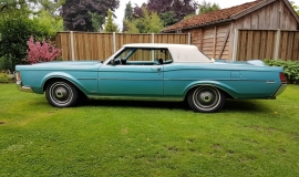 1971 Lincoln Mark III - 460ci (9)