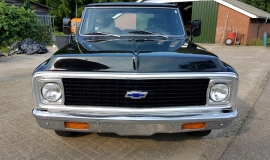 1972 Chevrolet C10 Custom Deluxe (10)