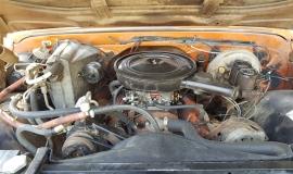 1972 Chevrolet C10 pickup Super Cheyenne 350ci (2)