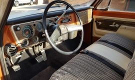 1972 Chevrolet C10 pickup Super Cheyenne 350ci (7)