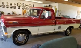 1972 Ford F100 Sport Custom 302ci (29)
