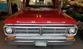 1972 Ford F100 Sport Custom 302ci (34)