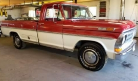 1972 Ford F100 Sport Custom 302ci (38)