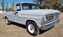 1972 Ford F250 - 390FE (1)