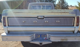 1972 Ford F250 - 390FE (12)