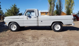 1972 Ford F250 - 390FE (13)