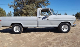 1972 Ford F250 - 390FE (14)