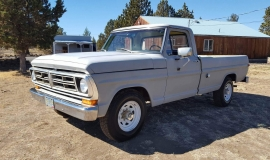 1972 Ford F250 - 390FE (21)