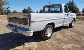 1972 Ford F250 - 390FE (24)
