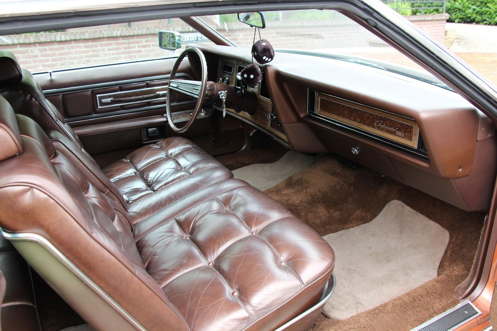 1972 lincoln continental mark iv speed monkey cars. Black Bedroom Furniture Sets. Home Design Ideas