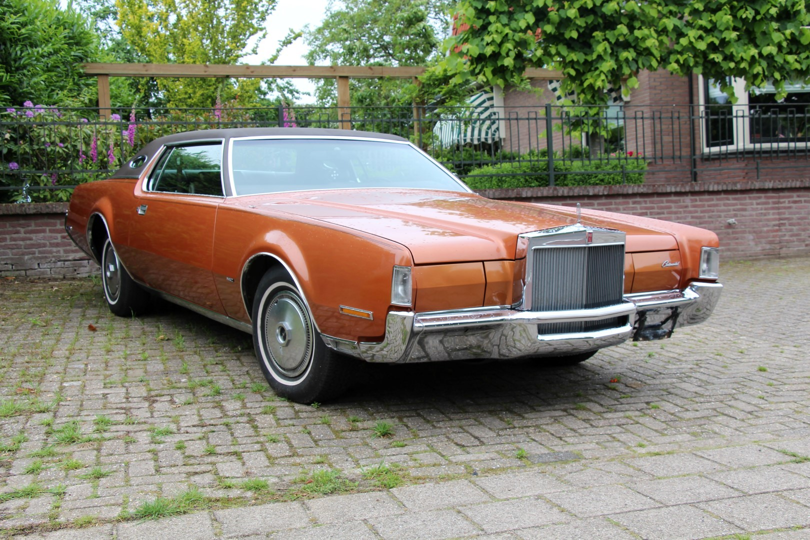 1972 lincoln continental mark iv speed monkey cars. Black Bedroom Furniture Sets. Home Design Ideas