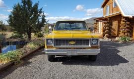 1973 Chevrolet C20 Cheyenne - 454ci (1)