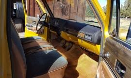 1973 Chevrolet C20 Cheyenne - 454ci (7)