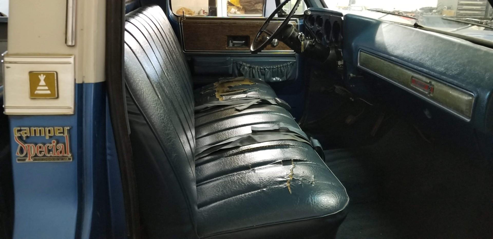 1975 Chevrolet Cheyenne C30 454ci (17)