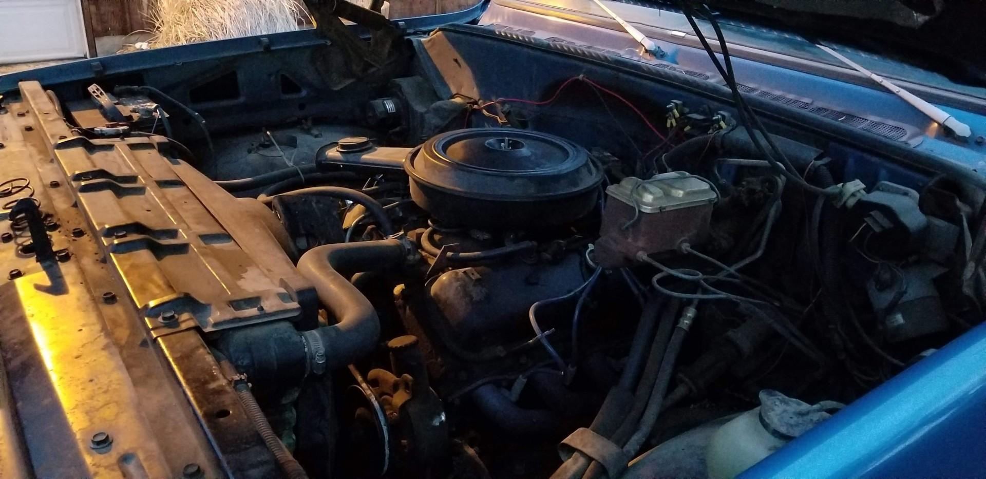 1975 Chevrolet Cheyenne C30 454ci (20)