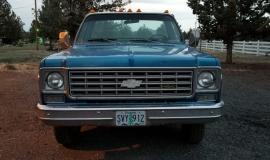1975 Chevrolet Cheyenne C30 454ci (14)