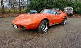 1976 Chevrolet Corvette C3 - 350ci (14)