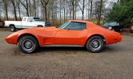 1976 Chevrolet Corvette C3 - 350ci (15)