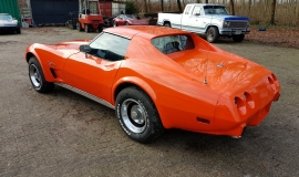 1976 Chevrolet Corvette C3 - 350ci (16)