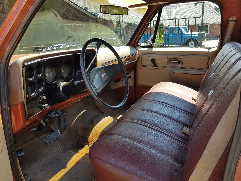 1977 Chevrolet C20 Scottsdale 350ci (10)