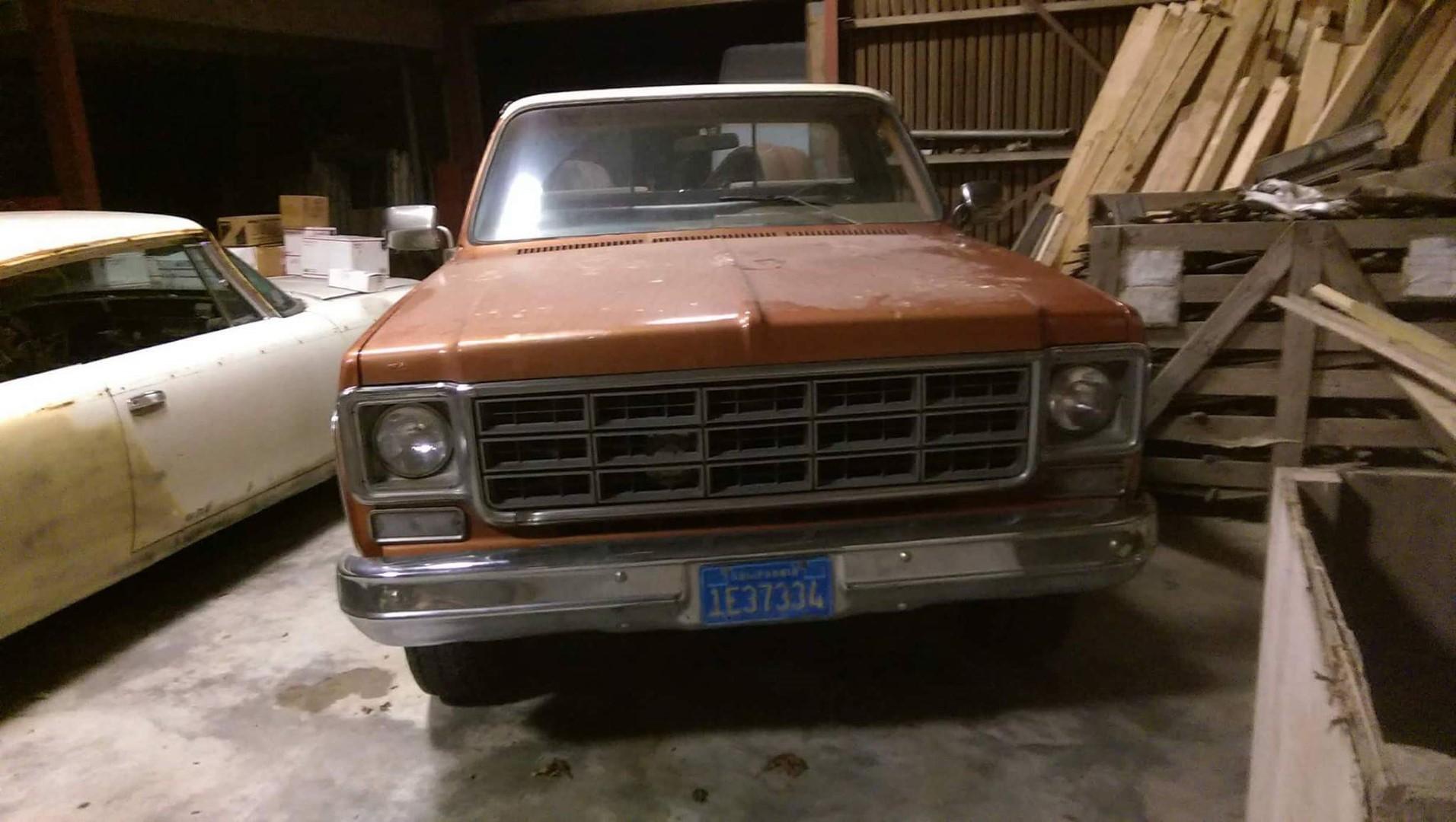 1977 Chevrolet Cheyenne 20 454ci (15)