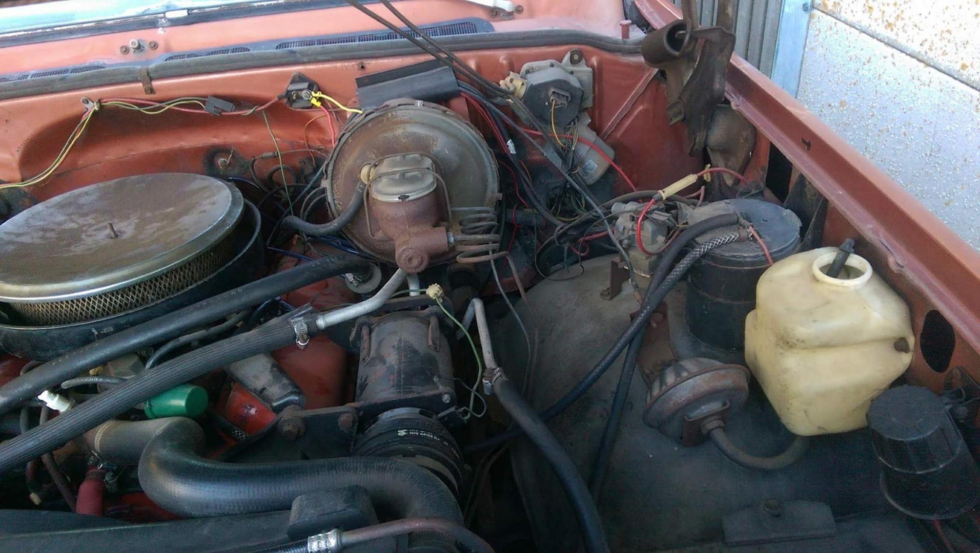 1977 Chevrolet Cheyenne 20 454ci (16)