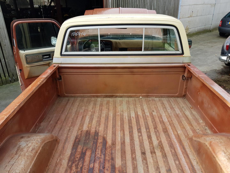 1977 Chevrolet Cheyenne 20 454ci (5)