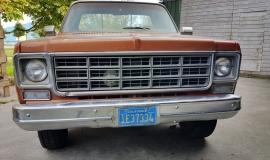 1977 Chevrolet Cheyenne 20 454ci (10)