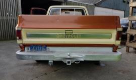 1977 Chevrolet Cheyenne 20 454ci (8)