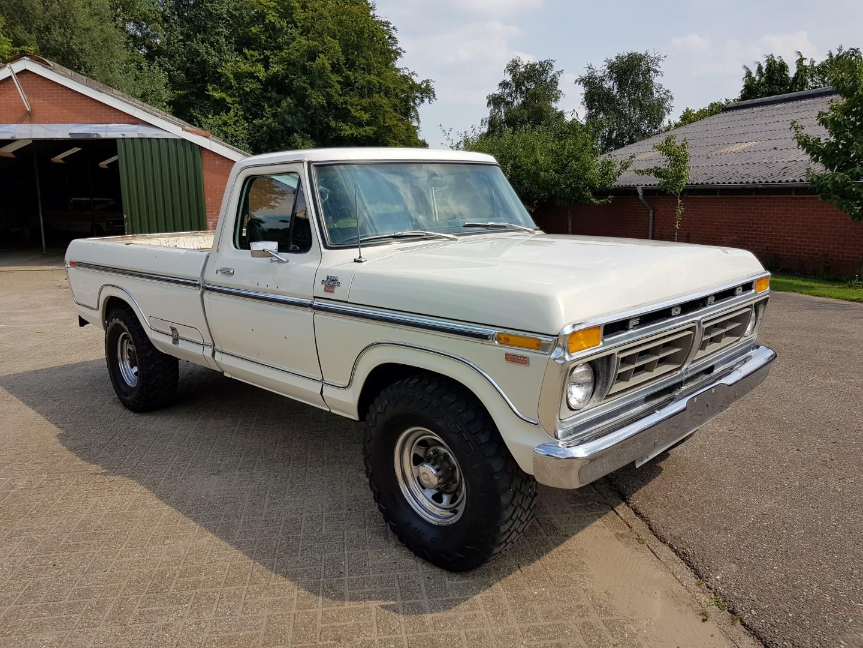 1977 ford f250 ranger xlt 460ci v8 5