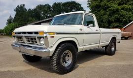 1977 Ford F250 Ranger XLT 460ci V8 (3)