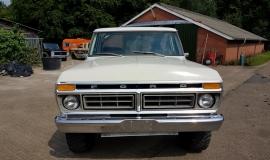 1977 Ford F250 Ranger XLT 460ci V8 (4)