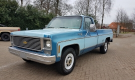 1978 Chevrolet Silverado C20 454ci (2)