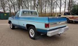 1978 Chevrolet Silverado C20 454ci (4)