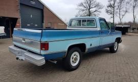 1978 Chevrolet Silverado C20 454ci (7)