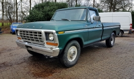 1978 Ford F250 351ci Cleveland (2)