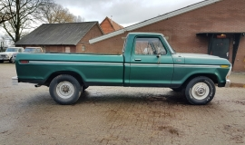 1978 Ford F250 351ci Cleveland (8)