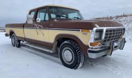 1978-Ford-F350-Super-Cab-Lariat-Camper-Special-460ci-V8-2