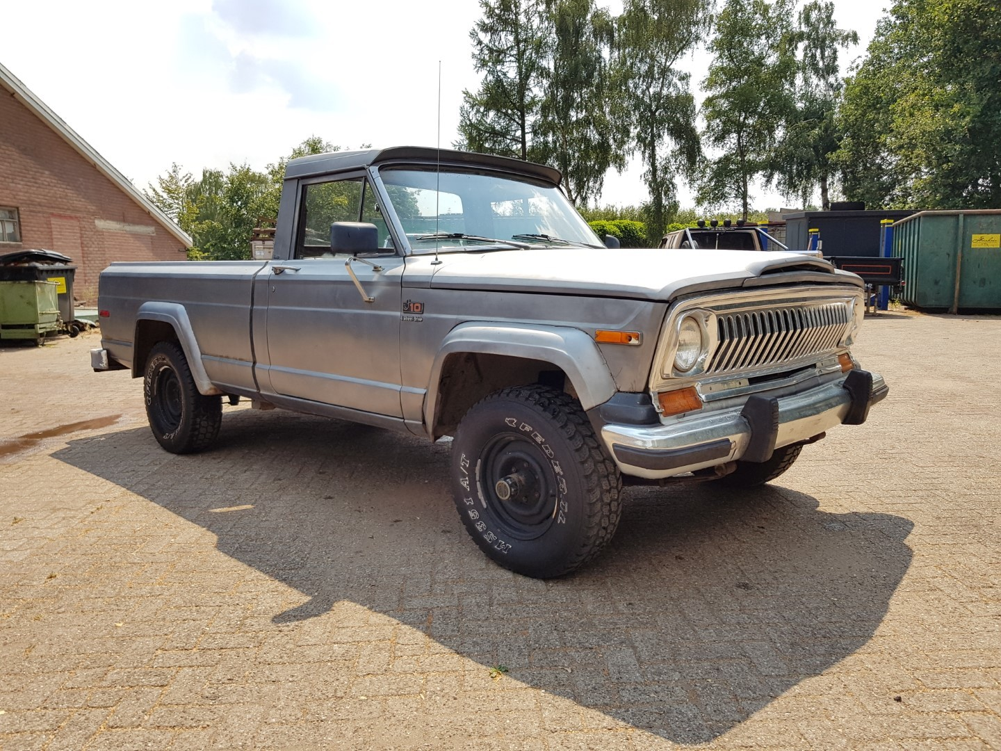 1978 Jeep J10 pickup 258ci (12)